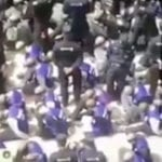 SHOCKING FOOTAGE LEAKED FROM INSIDE CHINESE RE-EDUCATION/TORTURE CAMPS